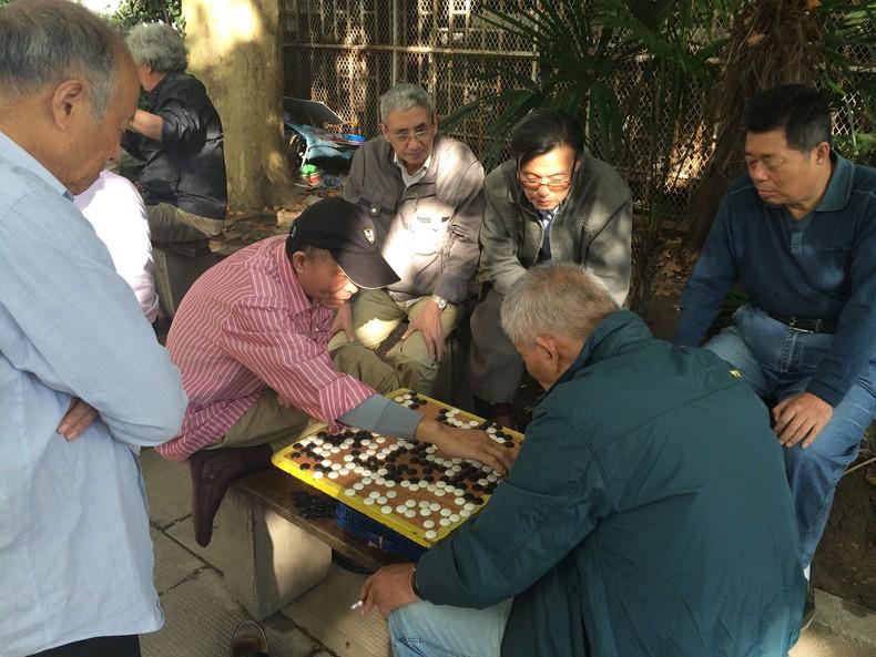 棋迷乐土:下棋、观棋